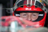 Остаётся верить, что Михаэль Шумахер в очередной раз победит.