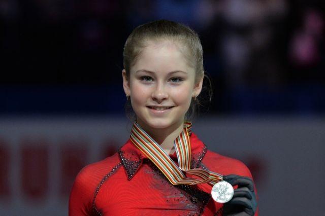 Серебряный призер чемпионата мира Юлия Липницкая: «Я буду кататься чисто»