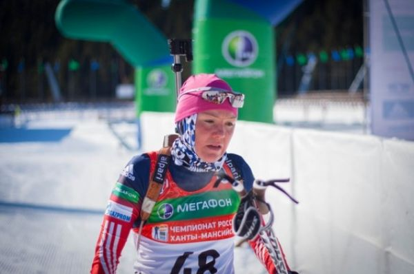 Чуть больше секунды ему уступил представитель Пермского края Сергей Клячин, третью позицию занял его коллега по сборной Александр Печенкин.