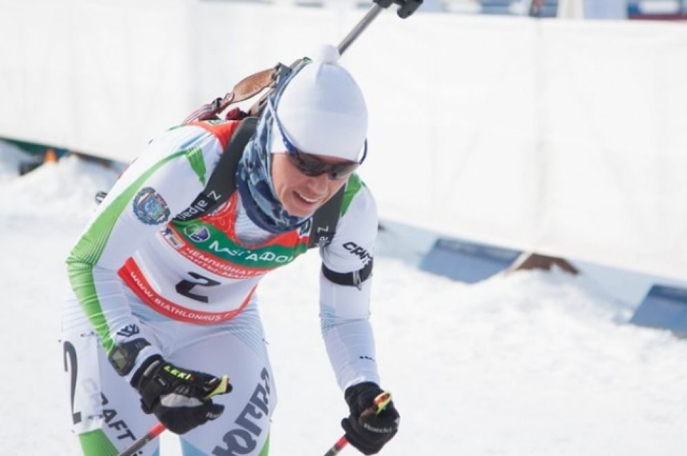 Следом за ней пришла Ольга Подчуфарова (+8.4), бронзу завоевала югорчанка Евгения Селедцова (+23.4).