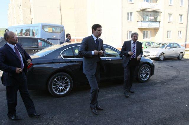 Прокуратура выяснила, что охрана Михаила Юревича была незаконно дорогой