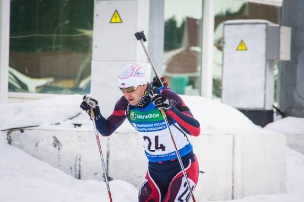 По два промаха допустили победители и призеры мужского пасьюта в Ханты-Мансийске.