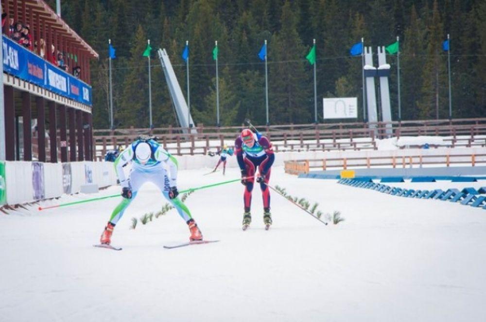 Второе место у Евгения Боярских из Югры (+10.1), третье – у Сергея Клячина (+10.9), представляющего Пермский край.