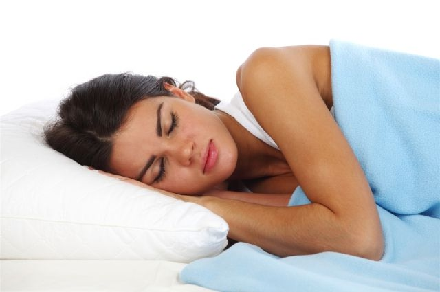 Крепкий сон - залог здоровья.