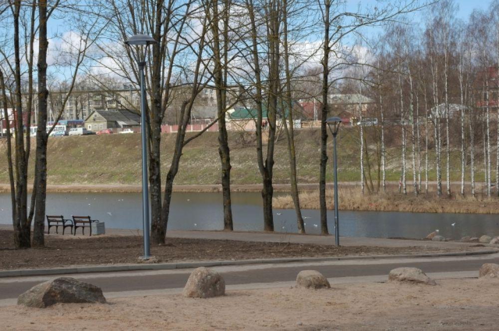 Одним из посещаемых мест стал дендропарк, обновленный после реконструкции.