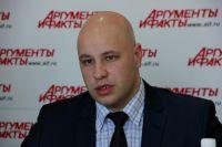 О мероприятиях в рамках месячника журналистам рассказал Павел Русецкий
