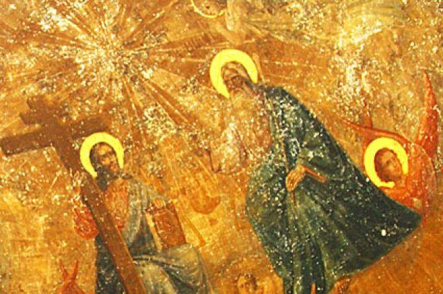Реставраторы обнаружили в южноуральском храме роспись XIX века