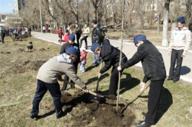 Южный Урал присоединится к всероссийской акции «Зеленая Весна»