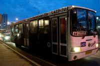 В Омске предусмотрено выделение отдельной полосы для общественного транспорта.