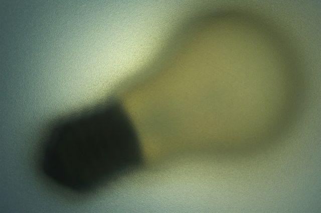 Электричества в Иркутском районе не было всю ночь.