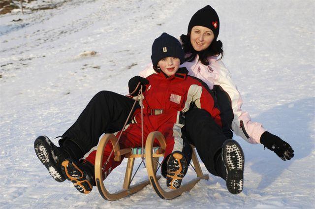 Школьные каникулы на Среднем Урале притормозили грипп
