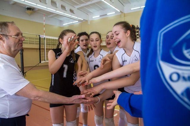 Воспитанницы Центра спортивной подготовки выступили командой на соревнованиях.