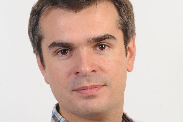 Александр Колесниченко.