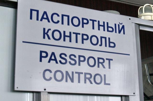 Из Омска выдворили гражданку Казахстана.