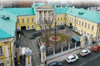 Усадьба купцов и дворян Барышниковых .