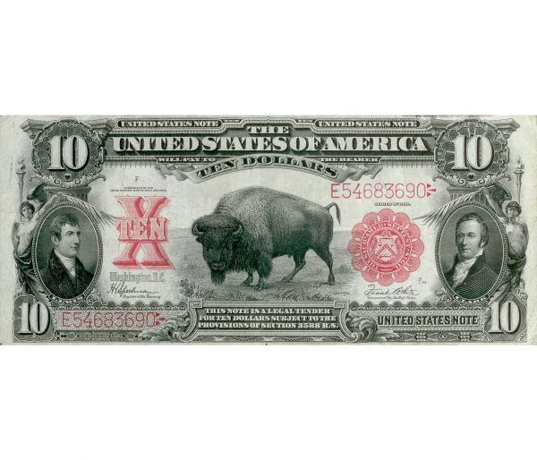 В начале XX века в стране появилось множество фальшивомонетчиков, при этом разные штаты выпускали купюры различного номинала и дизайна.