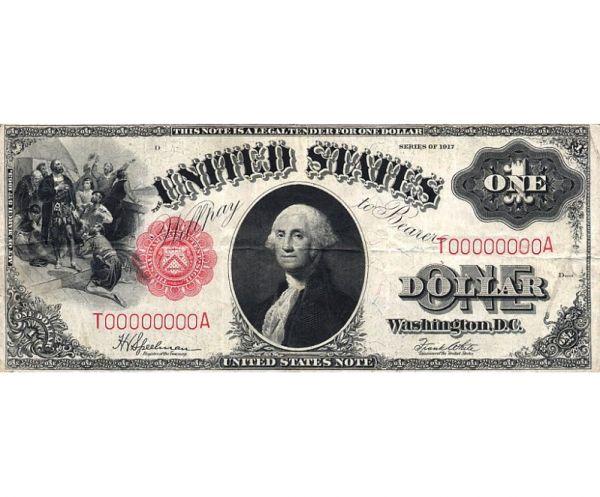 С 1913 года ответственность за производство, распространение и учёт долларов стала отвечать созданная в это время Федеральная Резервная Система США, на которой также лежит функция центрального банка страны.