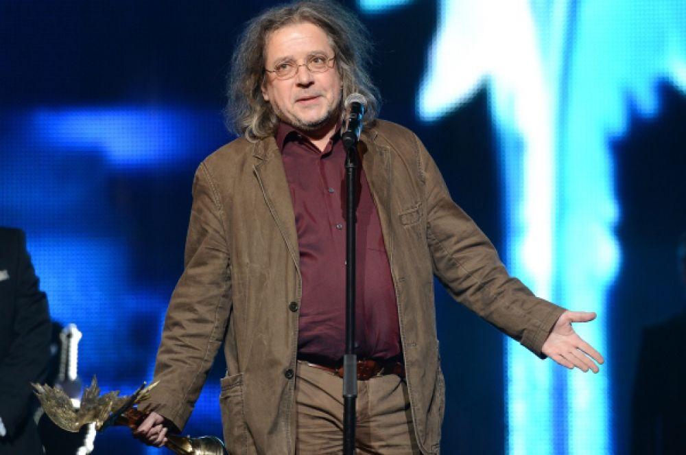 «Географ глобус пропил» также победил в номинации «Лучшая музыка к фильму». Награду на церемонии получил композитор Алексей Зубарев.