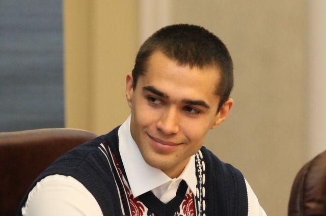 Олимпийский чемпион по бобслею Алексей Негодайло.