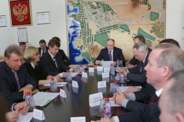 Дубровский остался недоволен гостеприимством властей Чебаркуля