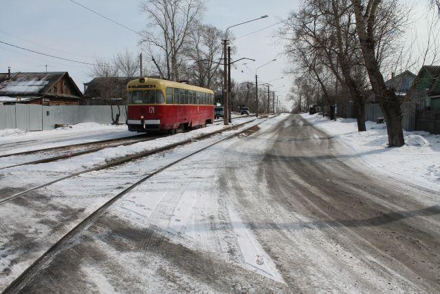 Хабаровский трамвай