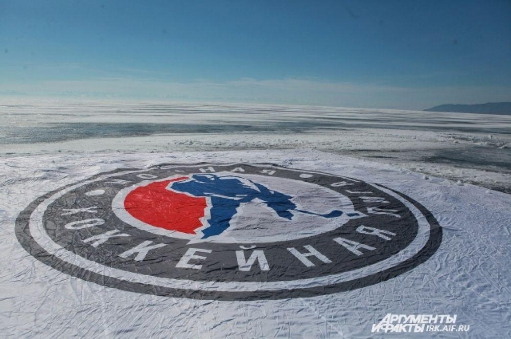 Команда ветеранов иркутского хоккея.