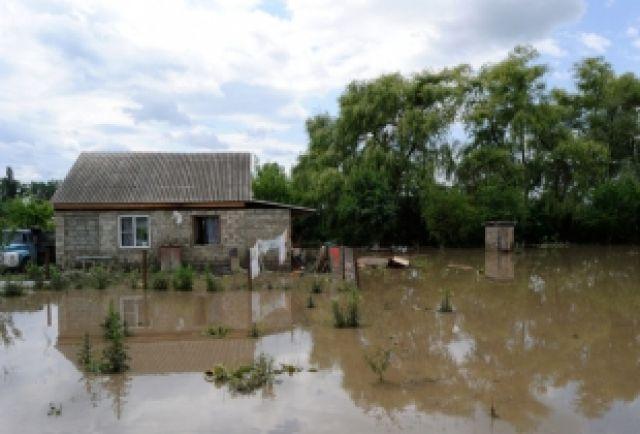 На Южном Урале начинается половодье
