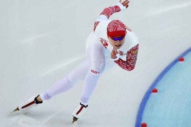 Ольга Фаткулина на Олимпийских играх-2014.