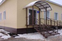 В Омском районе открывается новый фельдшерско-акушерский пункт.