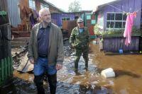 Ежегодно паводки наносят большой ущерб жителеям области.