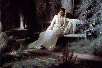 Иван Крамской. «Лунная ночь». 1880 год.