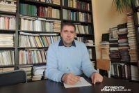 Сергей Демченков, координатор акции в Омске.
