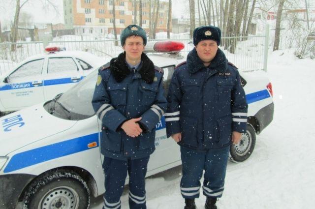 Иван Соломенников и Валерий Садардинов