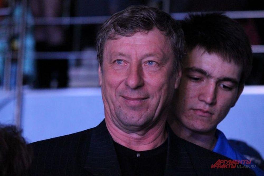 Чемпиона мира – Николай Афанасенко и Эмиль Бихузин