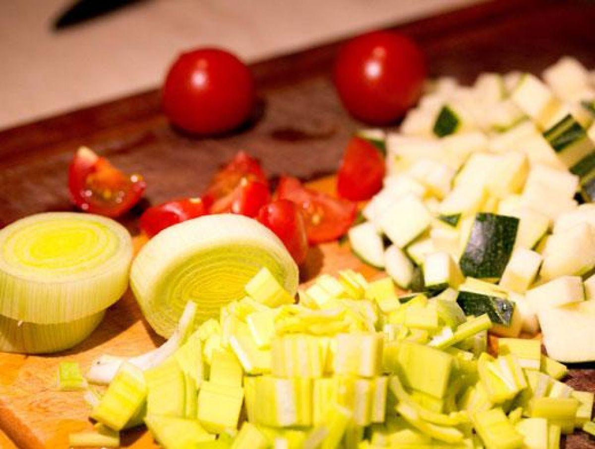 отварные овощи на диете магги