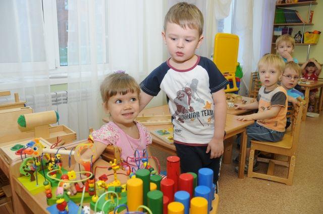 Частный детский сад могут построить на месте сквера.