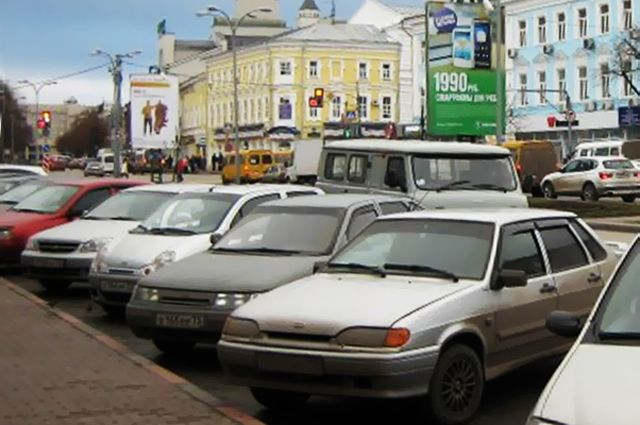 Центр Омска могут разгрузить от транспорта.
