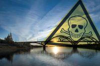 Токсичные выбросы окажутся в Рыбинском водохранилище и Волге.