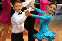 Юные танцоры покажут свои таланты.