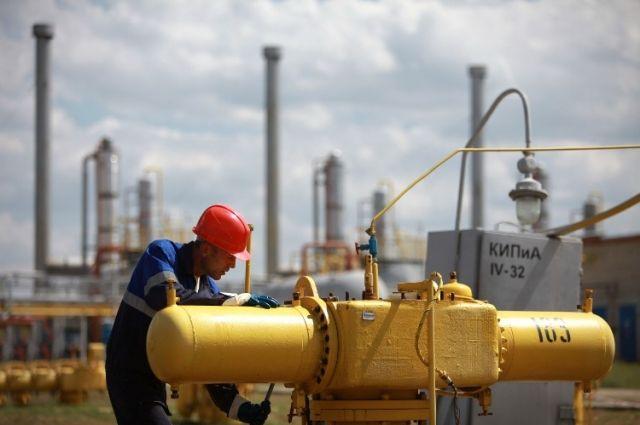 Газ способен обеспечить конкурентные преимущества новым экономическим проектам.