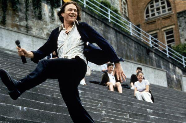 Обновлённое портфолио помогло Леджеру получить роль в американской молодёжной комедии «10 причин моей ненависти».