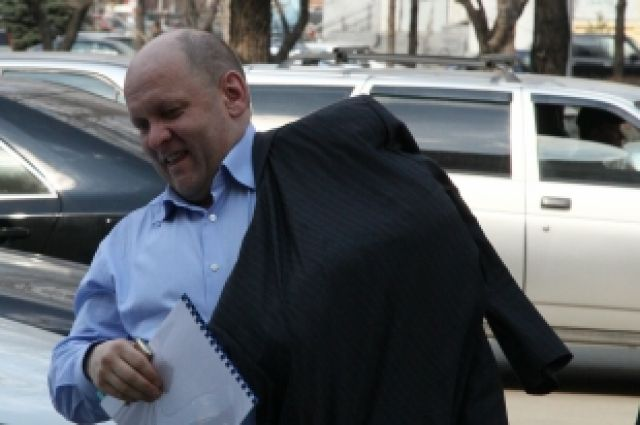 Следователи подозревают Юрия Серебренникова в откатах от ХК «Факел»