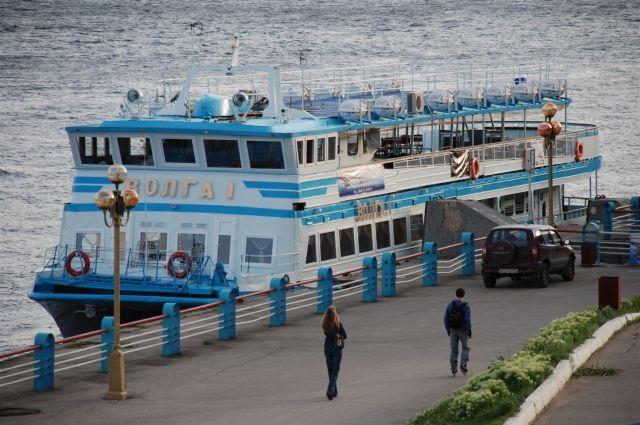 В Омске готовят транспорт к навигации.