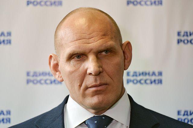 Александр Карелин.