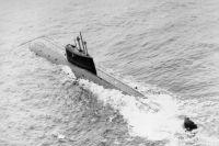 Подводная лодка «Комсомолец», 1 января 1986 года.