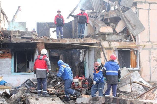 Спасательные работы в поселке Конезаводский завершены.