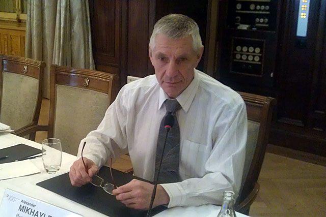 Александр Михайленко.