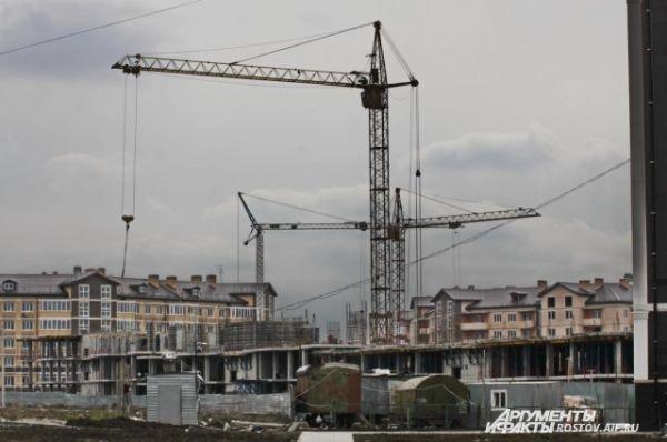 Здесь предполагается построить 215200 квадратных метров жилья.
