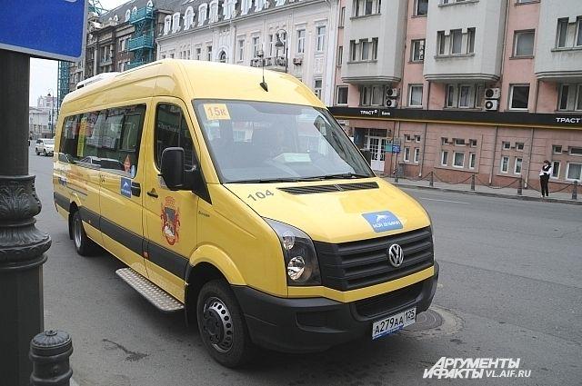 К автобусу марки «Фольксваген» горожане быстро привыкли.