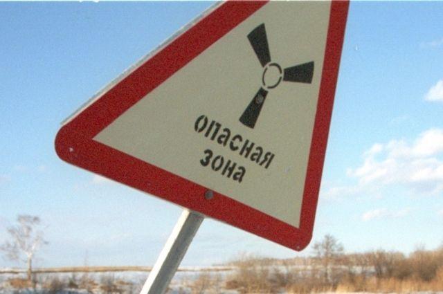 В Омском районе нашли биологические отходы.